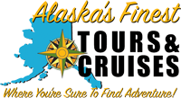 Turnagain Shuttle Logo